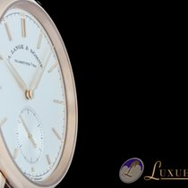 A. Lange & Söhne Saxonia Automatik 18kt Rosegold 38,5mm