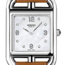 Hermès Cape Cod Quartz Small PM 044295ww00