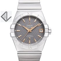 Omega Constellation Omega Co-axial 38 Mm - 123.10.38.21.06.002