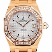 Audemars Piguet Royal Oak Lady 33 mm Rose Gold with Diamond