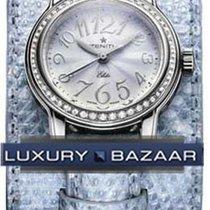 Zenith Baby Star Elite Diamonds Ladies Quartz Watch 16.1220.67...