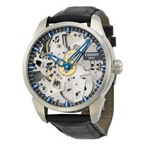 Tissot T-Complication Squelette Mens Watch T0704051641100