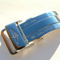 Breitling Faltschliesse 18mm In Gold Buckle Wg 750 18k Np Ca....