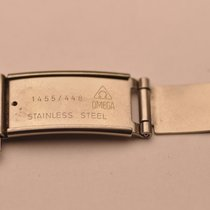 Omega Bracelet 1455/448 Clasp Constellation For Parts Or Repair