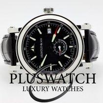 Arnold & Son Hms  II Chronometer  41mm Black Dial  3494