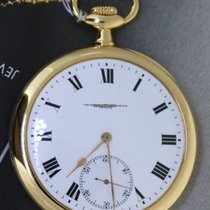 Vacheron Constantin 18K Yellow Gold Pocket Watch