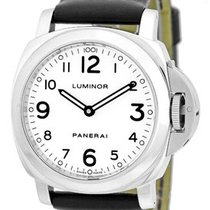 """Panerai Gent's Stainless Steel 44mm  """"Luminor"""" PAM..."""