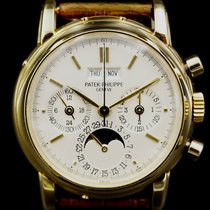 Patek Philippe Ref# 3970 Yellow Gold, Series 2