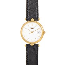 Longines ladies 18K Yellow Gold Quartz Watch L73756122