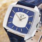 Elgin Beautifulcollectible Swiss Watch Circa 1960s (nr34)