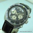 Juvenia RARE 3 Register Divers 666 ft Chronograph Panda...