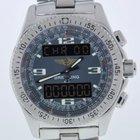 Breitling B1 BLUE DIAL 2 YR FELDMAR WATCH COMPANY WARRANTY