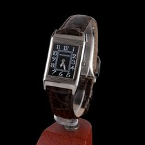 Jaeger-LeCoultre reverso white gold lady