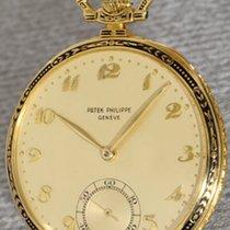 Patek Philippe Genéve florally decorated 18k gold Art Deco...