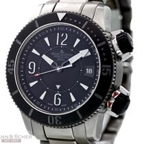 Jaeger-LeCoultre Master Compressor Diving Alarm US Navy Seals...
