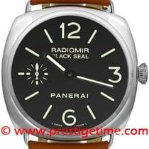 Panerai Radiomir Base Black Seal pam00183