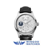 Jaeger-LeCoultre - Master Eight Days Perpetual 40 Ref. 1618420