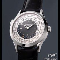 Patek Philippe [NEW] World Time Mens 5230G (Retail:US$47,600)