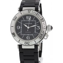Cartier Men's Pasha De Cartier 2790 Automatic Stainless Steel