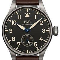 IWC Schaffhausen IW510401 Big Pilot's Heritage Watch 55 Black...