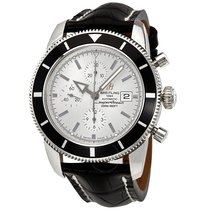 Breitling Superocean Heritage Chronographe 46 Silver Dial...