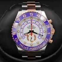 Rolex Yacht-Master II - 116681 - Steel & Rose Gold -...