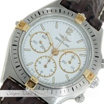 Breitling Callisto Chronograph Stahl / Gold 80520