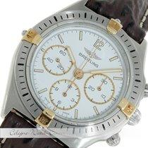 Breitling Callisto Chronograph Stahl / Gold 80520