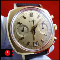 Zodiac Chronograph 1960s Oversize