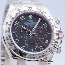 勞力士 (Rolex) Daytona 116509 White Gold Box Papers