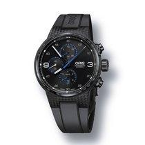 Oris Men's 674 7725 8764-07 4 24 50BT Williams Light Speed