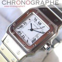 Cartier SANTOS automatique pour homme Acier 1997