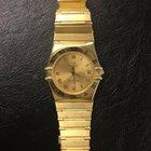Omega Constellation Oro Gold medium 34mm 18kt 750