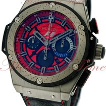 "Hublot Big Bang King Power F1 ""Austin"", Red Dial,..."