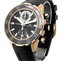 IWC Aquatimer Chronograph Mens Wristwatch
