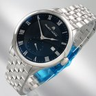 """Maurice Lacroix """"Masterpiece Small Seconde 40 mm Stahl/Aut..."""