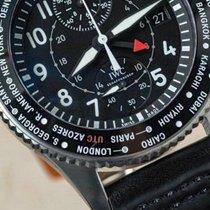 IWC Fliegeruhr Timezoner Chronograph, Ref. IW395001