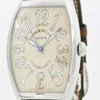 Franck Muller Polished  Casablanca Steel Automatic Mens Watch...