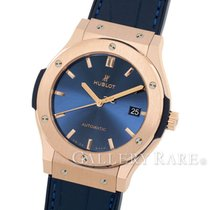 Hublot Classic Fusion Blue King Gold 45MM (NEW)