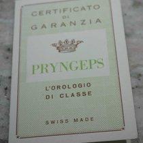 Pryngeps vintage warranty booklet rare newoldstock