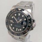 Rolex GMT Master II 116710 Ceramic 40mm Steel Watch