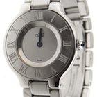 Cartier Must 21 Stainless Steel 28mm 1340 Watch
