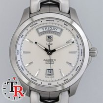 TAG Heuer Link Calibre 5 Day Date 41mm