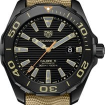 TAG Heuer AQUARACER 300M Calibre 5 Automatic Titanium 43mm