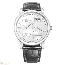 A. Lange & Söhne Lange Platinum Men`s Watch