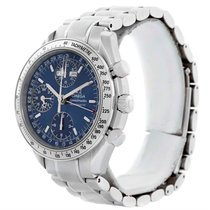 Omega Speedmaster Day Date Chrono Mens Watch 3523.80.00 Papers
