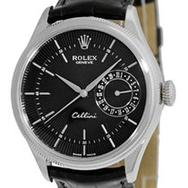 "Rolex ""Cellini Date"" Strapwatch."
