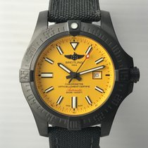 Breitling Avenger Blackbird Boutique Only Yellow Dial #43/100
