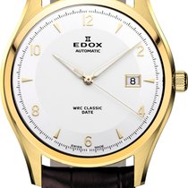 Edox WRC Classic Date Automatik 80086 37J AID