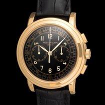Patek Philippe 5070 Chronograph In Yellow Gold